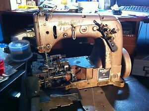 Vintage sewing machine union special join. was