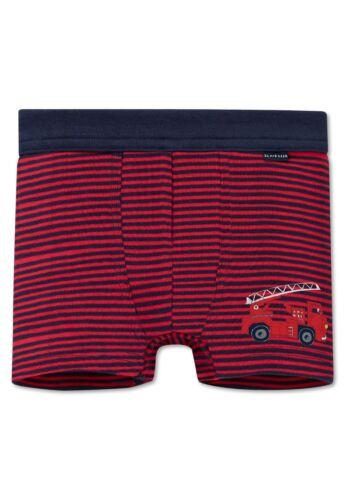 Schiesser Garçons pompiers Maillot Corps Slip Hip-Shorts individuellement sous-vêtements