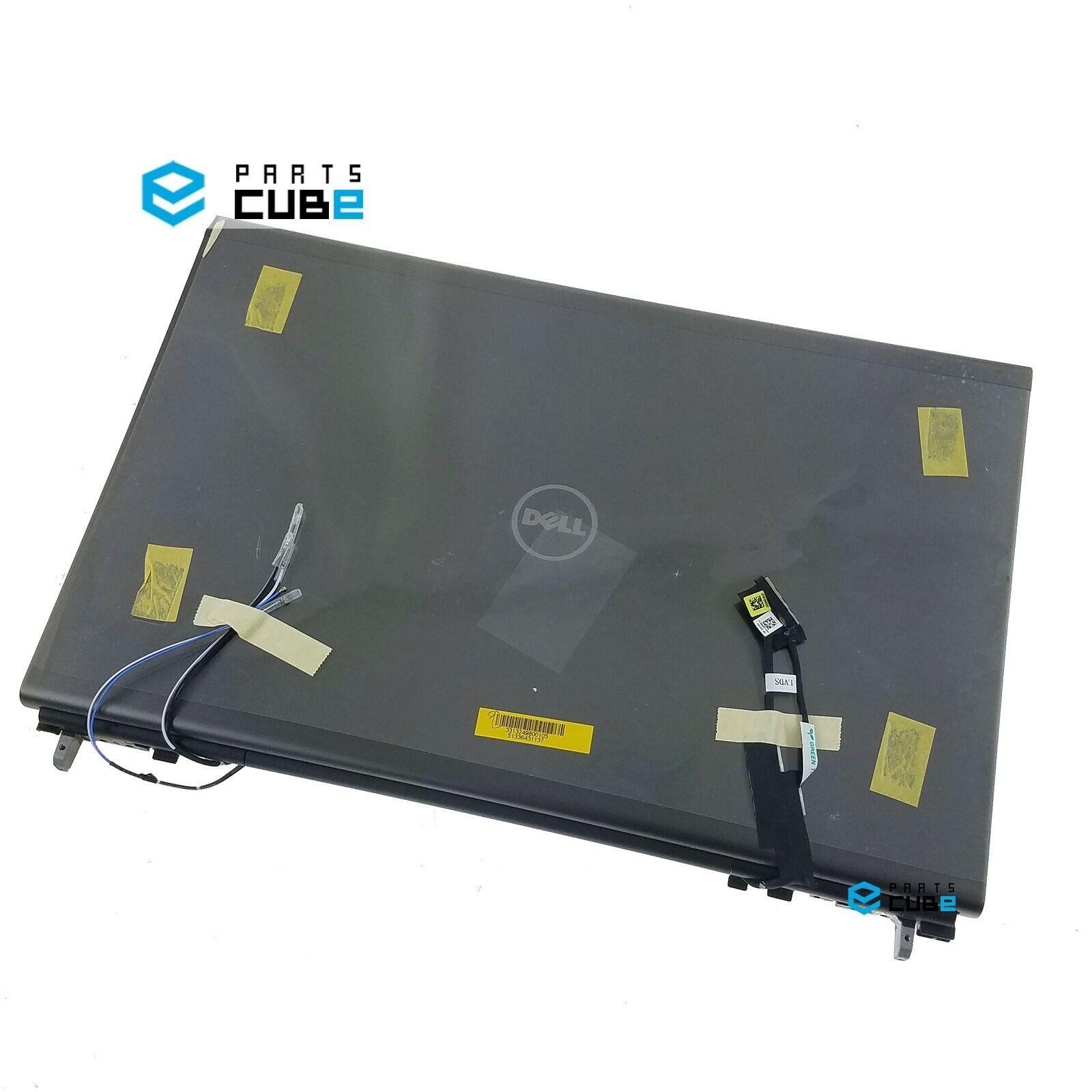 U776G Covet Orange U776G Dell Precison M6400 17 WUXGA RGB Edge To Edge LED Back-Lit Complete LCD Screen Panel Assembly