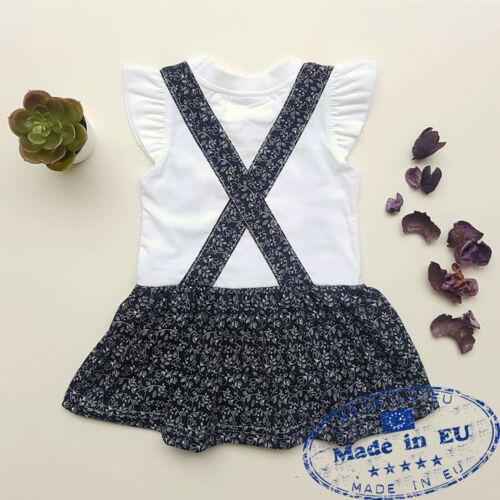 Girl Dress Midi Mini Toddler Infant Baby Romper Playsuit Jumpsuit Outfit Child