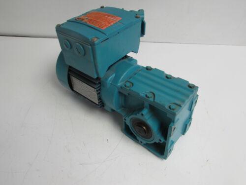 SEW-EURODRIVE WA30DT71D4//TF//Z//MSW//ASA3//AVS1 GEAR MOTOR 1700RPM 480V 0.95A *XLNT*