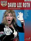 David Lee Roth: Guitar Play-Along Volume 27 by Hal Leonard Publishing Corporation (Mixed media product, 2006)