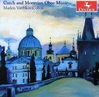 Marlen Vavr Kov, Mar - Czech & Moravian Oboe Music [new Cd] on sale