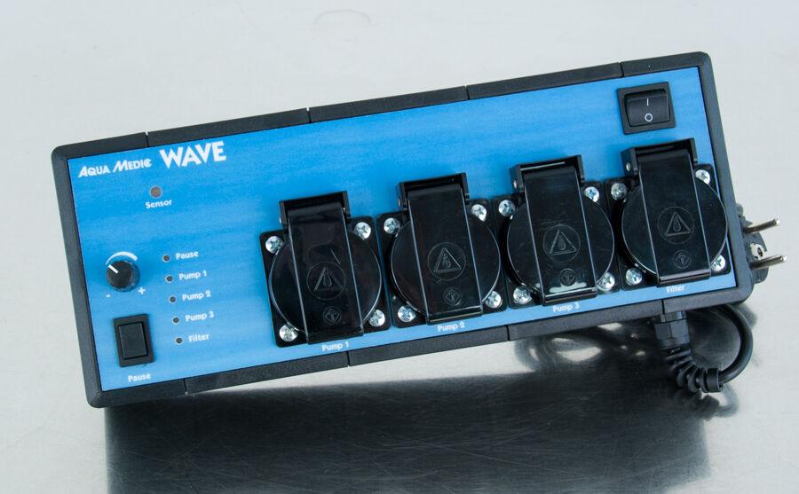 Aqua MEDIC WAVE 3 pompe controllo