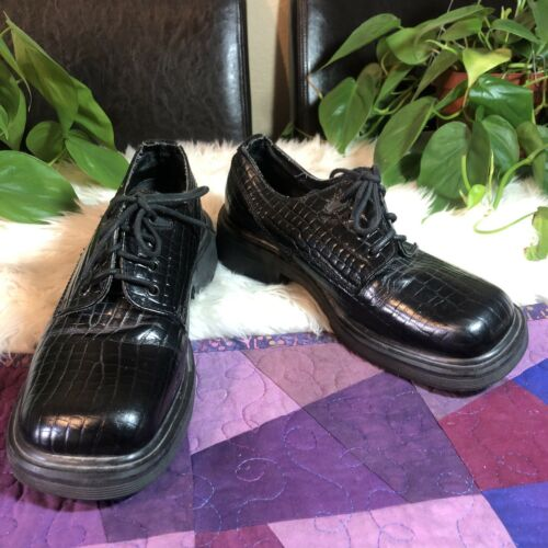 Dr Martens Affray Oxfords Size 7 Doc Martins Made