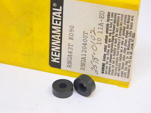 Kennametal SNMG 634 Carbide Inserts Grade K21 New.  QTY 5 Free Fast Shipping