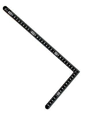 Leathercraft & Carpentry Tool, Metric Set Square Ruler 30cm x 15cm