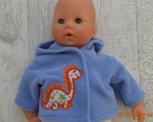 Baby vestiti bambole si adatta NATO fratello PICCOLI TESORI o SIM Dinosauro Annabell