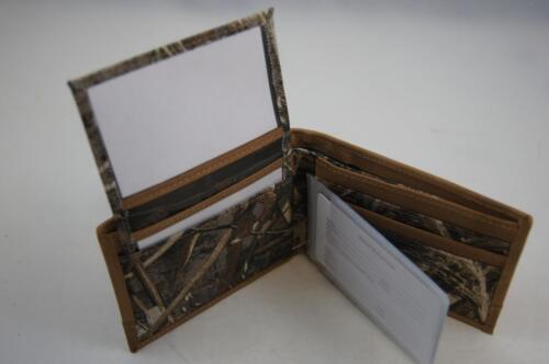 ZEP-PRO Florida State Seminoles REALTREE Camo Bifold Wallet Tin Gift Box FSU