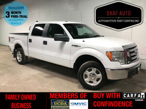 2010 Ford F 150 4X4! CREW CAB! ONE OWNER! WE FINANCE!