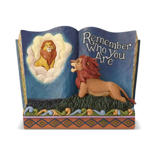 Enesco Disney Traditions Lion King Remember Who You Are Statue NEW