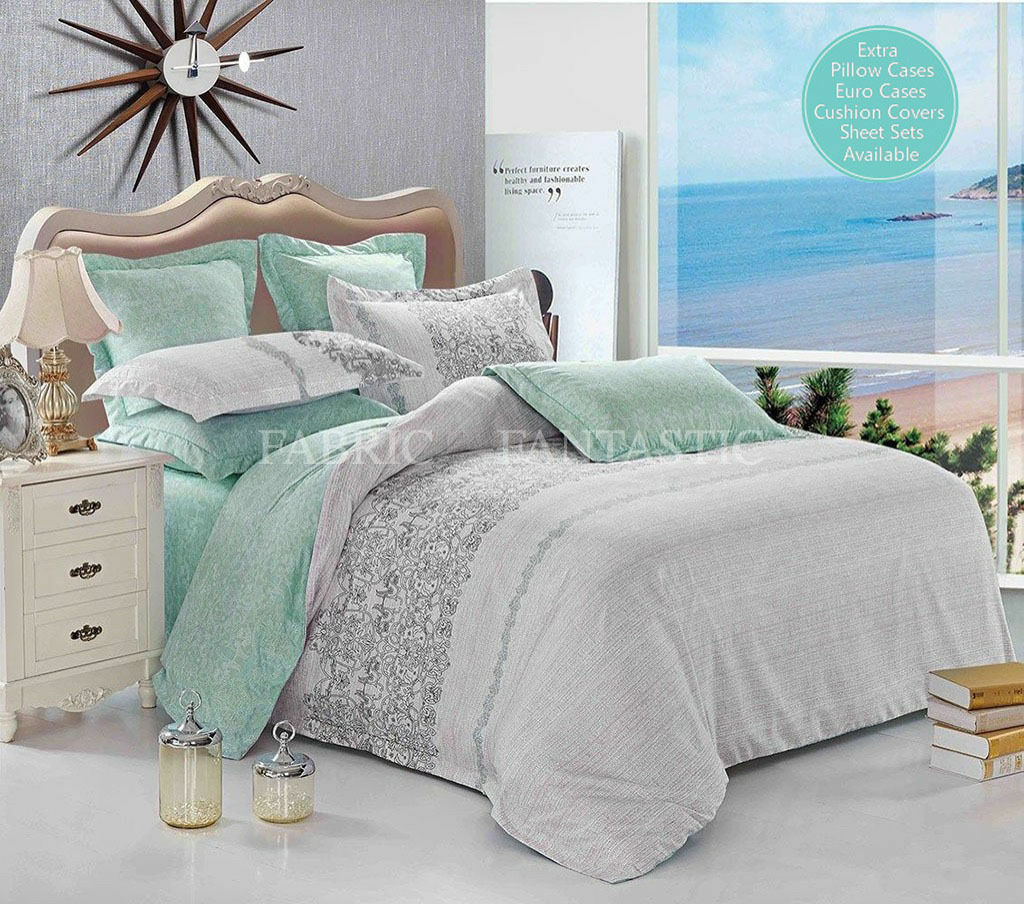 WALES Queen King Super Size Bed Duvet Doona Quilt Cover Set New Ar