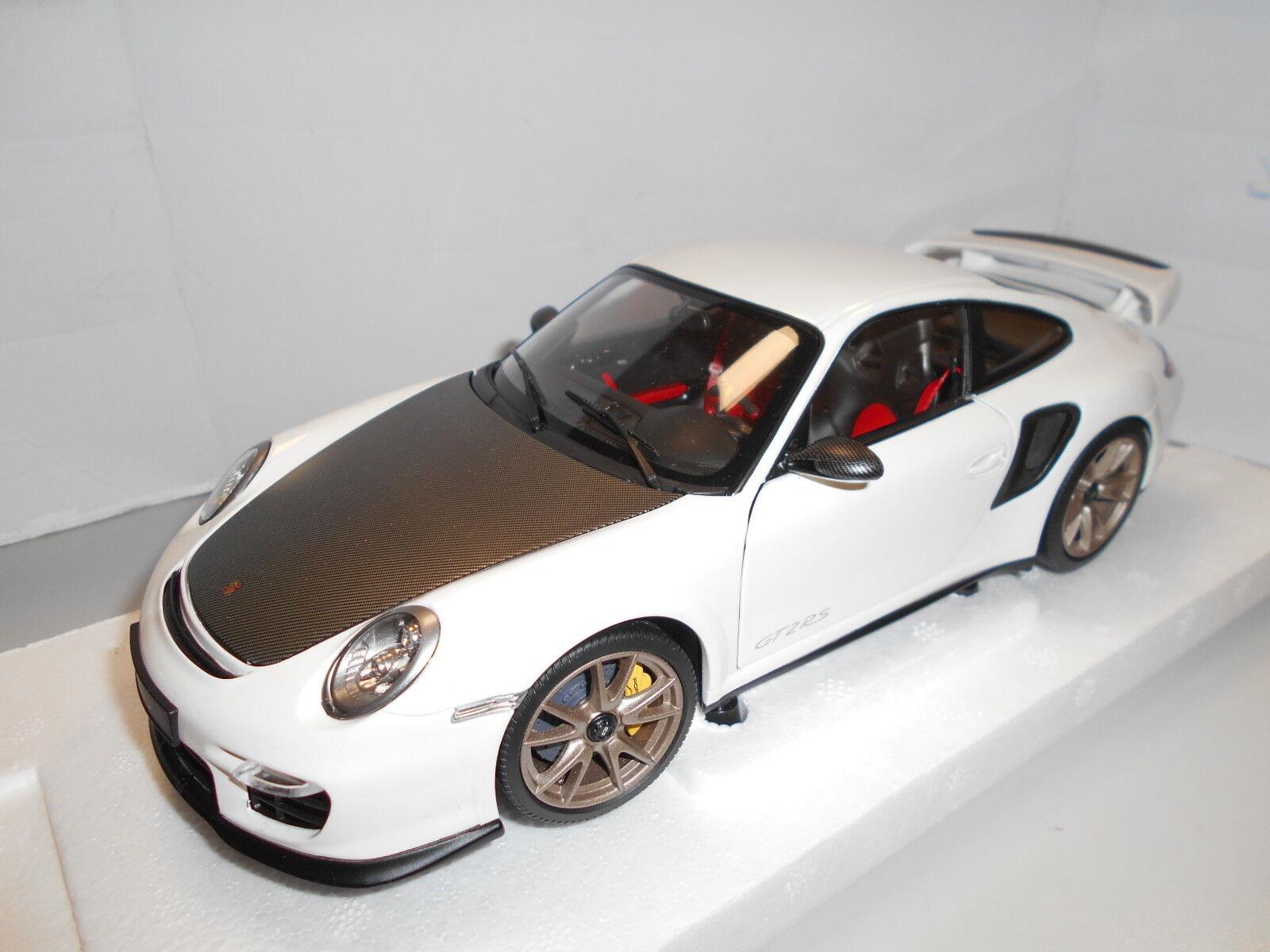 Min100069400 by Minichamps Porsche 911 997-2 gt2 RS 2011 1 18