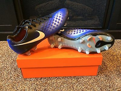 192966ba380e Men s NIKE MAGISTA OPUS II FG SOCCER CLEATS   SPIKES - 843813 018 Futbol -  Blue