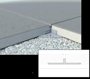 100 x Terrassenplatten Abstandshalter Nivilieren Verlegen Fugenkreuz Fliesen