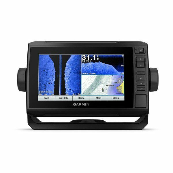 Garmin echoMAP PLUS 73sv 73sv 73sv with LakeVu HD and Transducer 010-01897-01 cbd2df