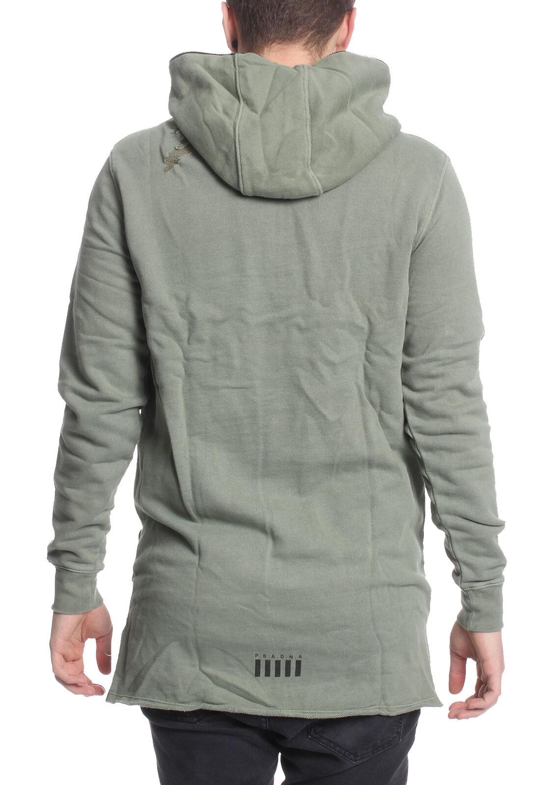 Nena & Pasadena Pasadena Pasadena Sweater Men PARATROOPER Pigment Khaki  | Verschiedene Waren  f7b450
