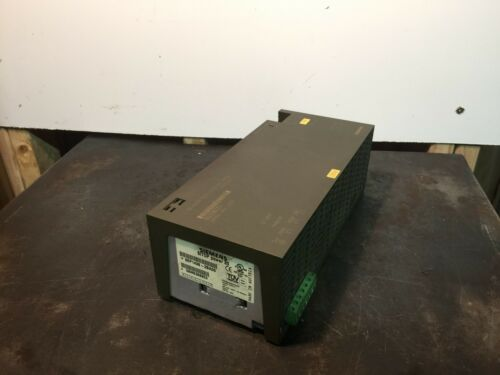 Siemens SITOP 10 Power Supply, 6EP1 3341SL11, Used, Warranty