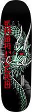 POWELL PERALTA Steve Caballero Ban This Dragon Skateboard Deck - Black