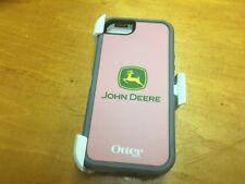 JOHN DEERE PINK OTTER BOX FOR IPHONE 5 - PART NUMBER: LP51543