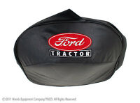 Ford Pan Seat Cushion - Ford 8n 2n 9n Tractor Ford Script Logo Embroidered