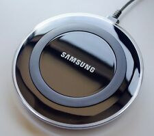 Original Wireless Charging Pad Qi Charger OEM Samsung Galaxy S6 S7 Edge Note 5