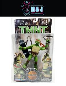 TMNT- Michelangelo Animated Movie Figurine 2006 *Rare*  (Aussie Seller)