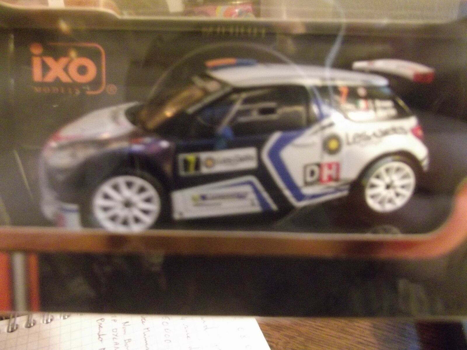 Citroen DS 3 R5 Rally de la Condroz-Huy2016 Breen 1.43 Ixo