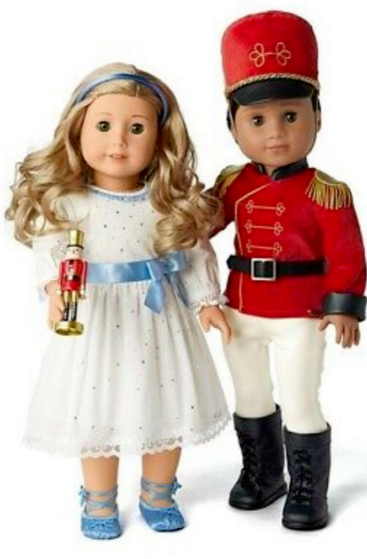 American Girl Doll Nutcracker Clara Special Collection Outfits NEW