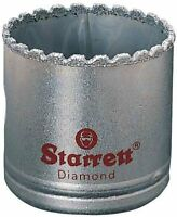 Starrett Kd0414-n 4.1/4-inch Diamond Grit Holesaw, New, Free Shipping