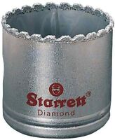 Starrett Kd0414-n 4.1/4-inch Diamond Grit Holesaw, New, Free Shipping