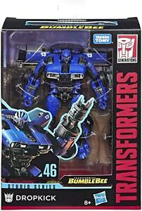 Hasbro Transformers Studio Series 46 Bumblebee Movie Dropkick Action Figure