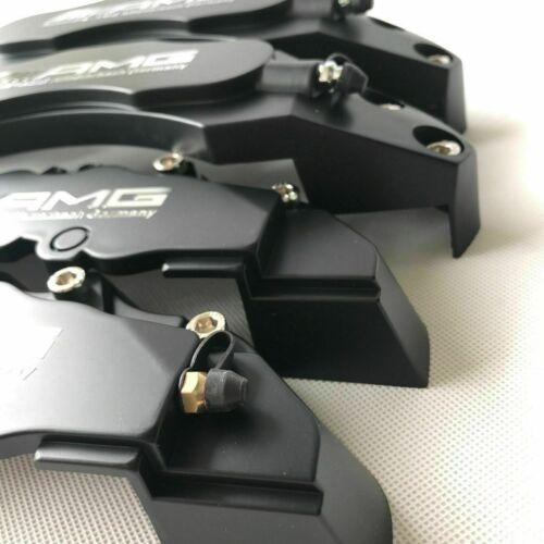 Plastic Black Mercedes Disc Universal Brake Caliper Covers