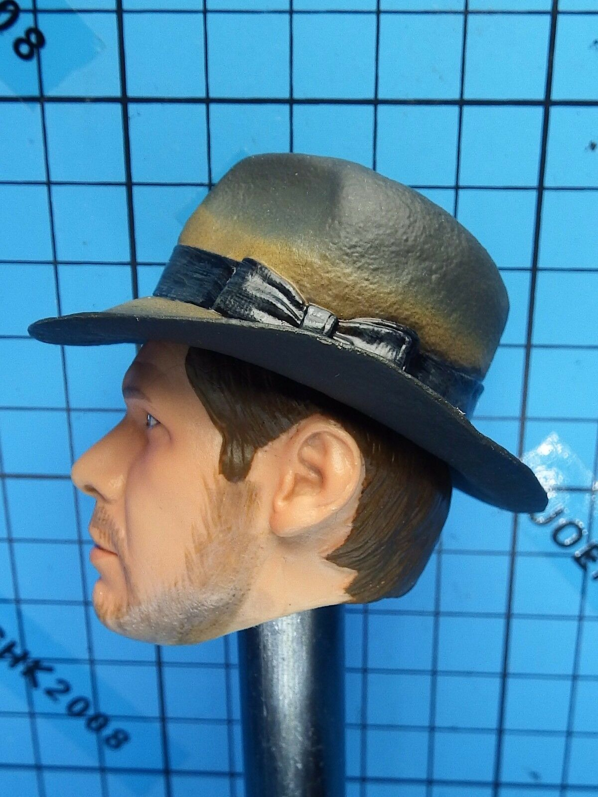 Sidemostrare 1 6 Indiana Jones Raiders Raiders Raiders of the Lost Ark cifra - Harrison Ford Head A 03ce72