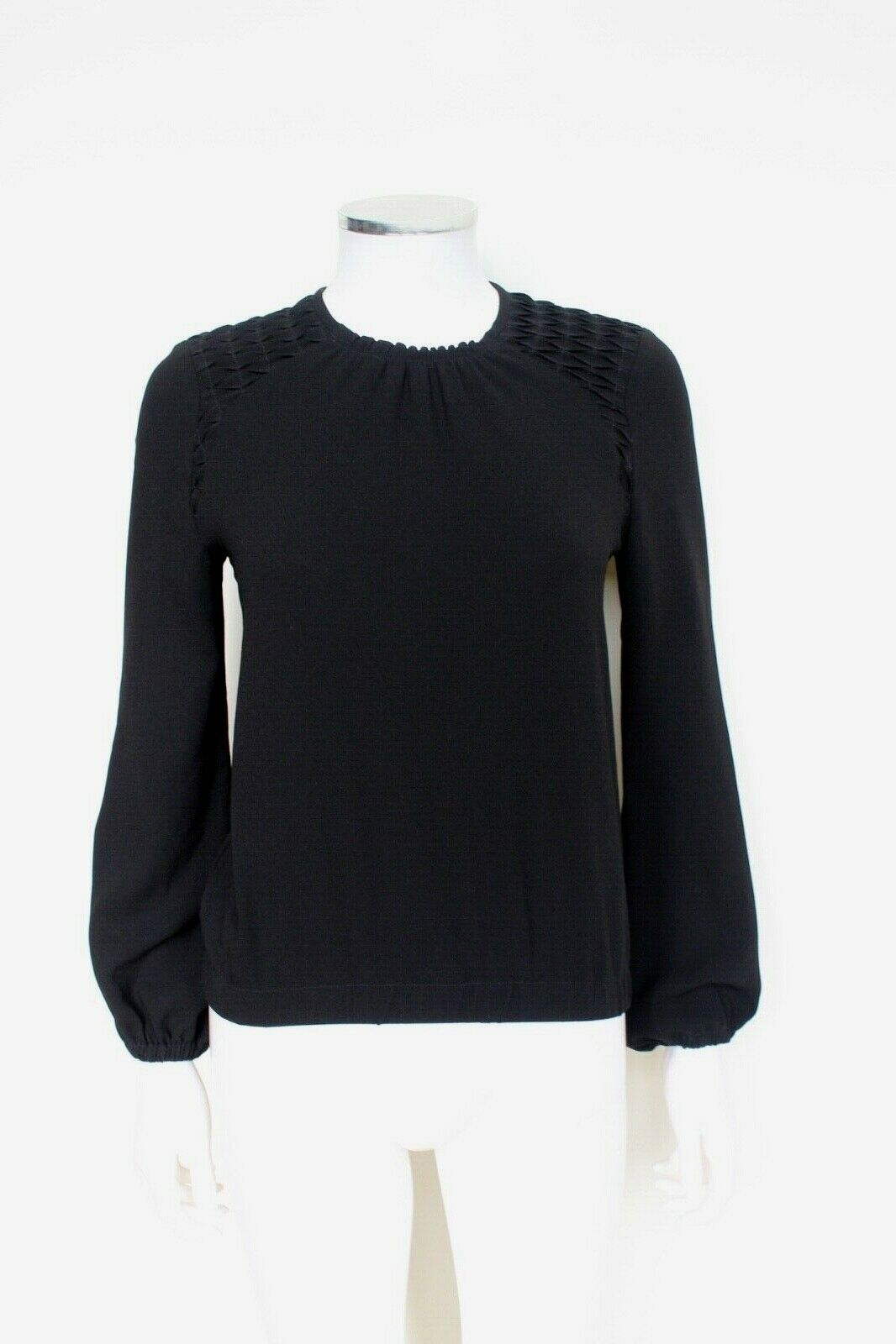 Isabel Marant schwarz Long Sleeve Blouse Top 36