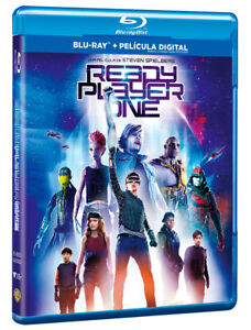 PELICULA-FOX-WARNER-BLU-RAY-READY-PLAYER-ONE-NUEVO-SIN-ABRIR