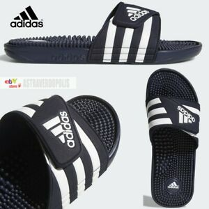 Adidas men's Velcro slides