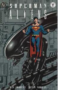 Superman-Aliens-Nm-Dc-Dark-Horse