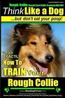 Rough Collie, Rough Coat Collie Training AAA Akc: -Think Like a Dog, But Don't Eat Your Poop! - Rough Collie Breed Expert Training -: Here's Exactly How to Train Your Rough Collie by Paul Allen Pearce, MR Paul Allen Pearce (Paperback / softback, 2014)
