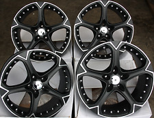 "18"" OUTLAW SNIPER ALLOY WHEELS FITS FORD S MAX FOCUS KUGA MONDEO TRANSIT CONNECT"