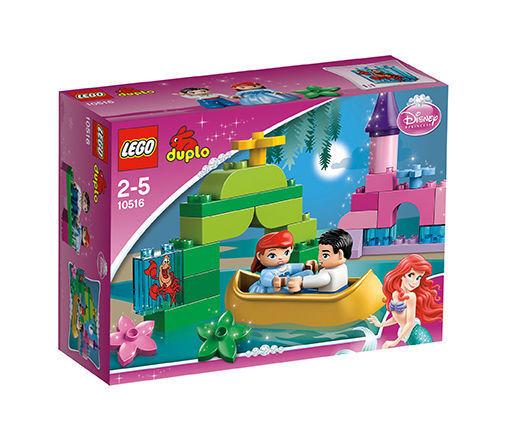LEGO Duplo Princess 10516 Arielles magische Bootsfahrt