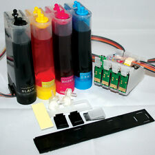 non-oem CISS Ink System for with Epson XP-212 XP-215 XP-312 W/INKS