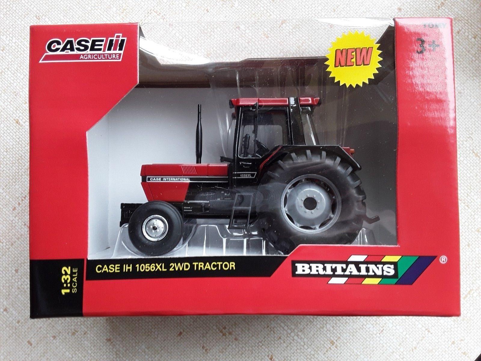 BRITAINS 42793 1 32 Case International IH 1056XL 2WD tracteur neuf die-cast