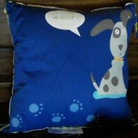 Colormate Kids 16 X 16 Decorative Pillow - Woof - Brand With Tags