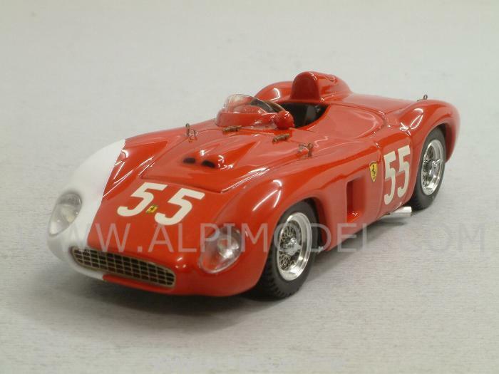 sorteos de estadio Ferrari 500 TR TR TR Monza 1956 Cocheini-Bordoni 1 43 Art 083  apresurado a ver