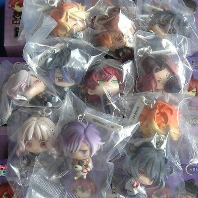 DIABOLIK LOVERS Mini Figure Color-colle Ayato Kanato Laito Shu Reiji Subaru Ruki