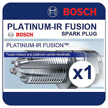 Si adatta TOYOTA PRIUS 1.5i 03-09 BOSCH PLATINO-IRIDIO GPL-Gas Spark Plug FR7KI332S