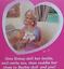 thumbnail 4 - Barbie Walking & New Baby Sister krissy Doll Stroller -1999 Mattel NRFB New