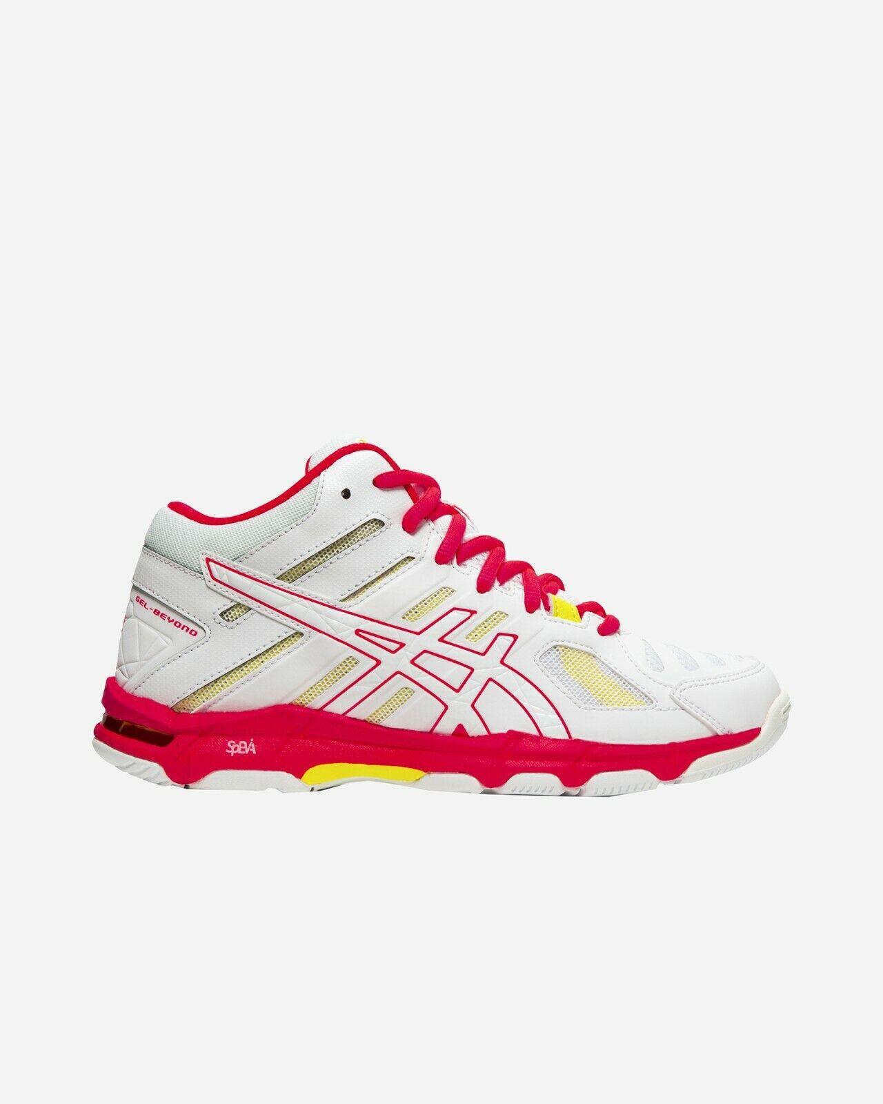 Scarpe pallavolo ASICS GEL BEYOND 5 MT B650N 100 volley donna scarpa woman