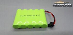 Batterie Ni-mh 700 Mah 6v Pour Véhicule Heng Long Truck 1:16 Jolie Et ColoréE